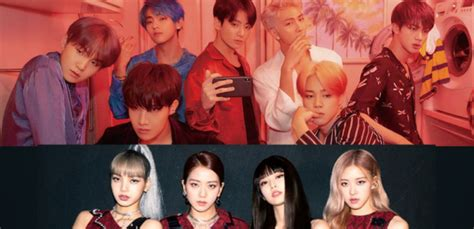 Perfect screen background display for desktop, iphone, pc, laptop, computer, android phone, smartphone, imac, macbook, tablet, mobile device. K-Pop Groups April 2019 Comeback Lineup: BTS, BLACKPINK ...