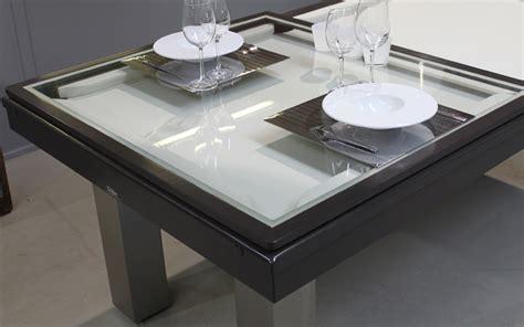 table a manger billard billard table en verre ou en bois pour billards toulet