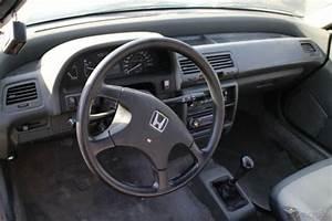 1991 Honda Civic Dx Manual 4 Cylinder No Reserve