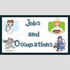 Talking About Jobs And Occupations English Language Youtube