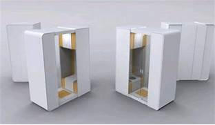 Portable Bathrooms by Modular Portable Bathroom For Small Space Interior Design