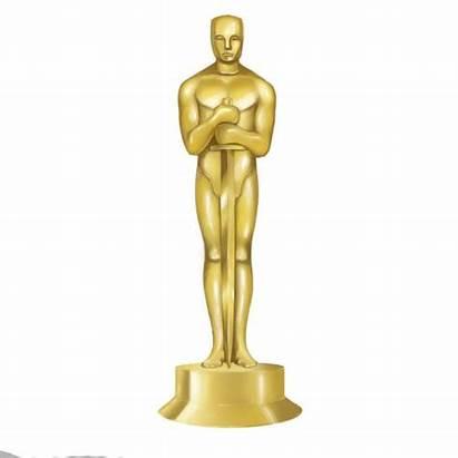 Oscar Statue Trophy Award Oscars Clipart Academy