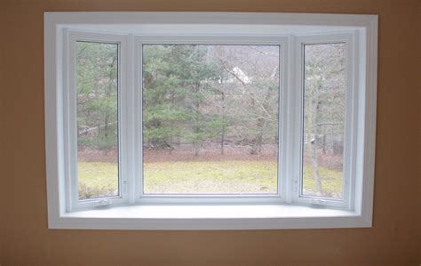 excellent bedroom window treatments bay window pics with simple white wooden window frames and
