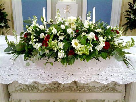 church  reception florist limerick