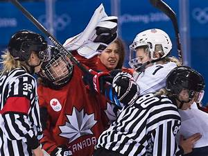 Olympics women's hockey rivalry heats up between US ...