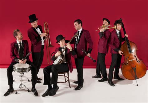 Jazz Swing Band by Melbourne Jazz Band