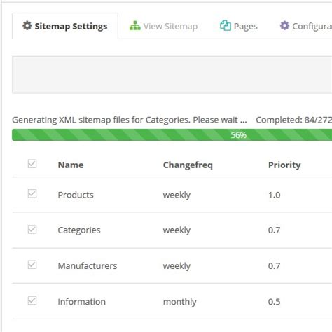 Opencart Xml Sitemap Generator Cuispi Create