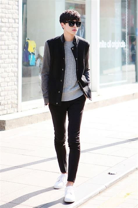 korean male summer fashion fashion korean fashion men