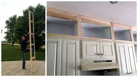 kitchen wall cabinets to ceiling extending kitchen cabinets up to the ceiling kitchen