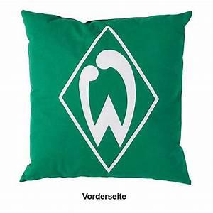 Werder Bremen Kissen : sv werder bremen kissen raute werder bremen kuschelkissen ~ Orissabook.com Haus und Dekorationen