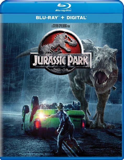 jurassic park cover jurassic park dvd release date