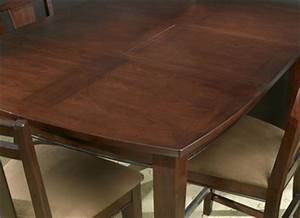 Northern Lights Convertible Height Pedestal Dining Table