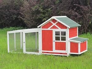 Chemin Des Poulaillers : installation poulailler jardin c t maison ~ Melissatoandfro.com Idées de Décoration