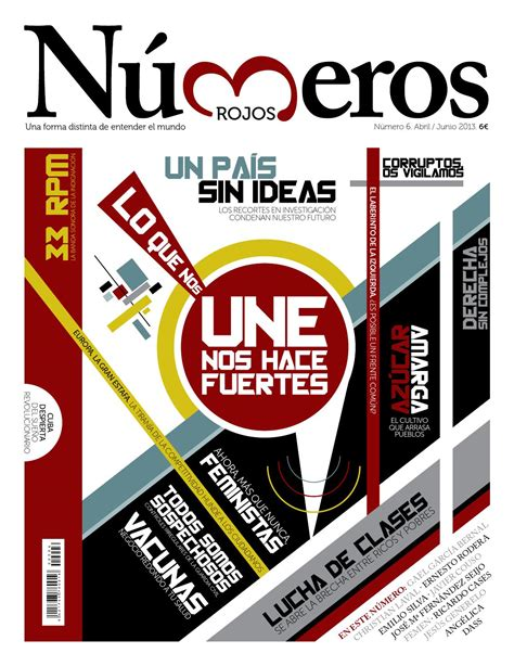 revista n 250 meros rojos 006 by revista n 250 meros rojos issuu