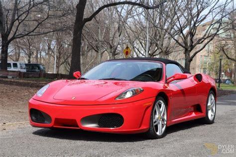 2009 Ferrari F430 Spider F1 Coupe for Sale #2982 - Dyler