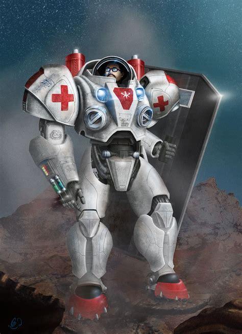 31 Best Free Starcraft 2 Medic Wallpapers Wallpaperaccess