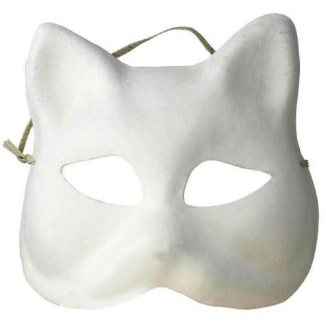 fabriquer un masque de chat id 233 es et conseils masque et d 233 guisement