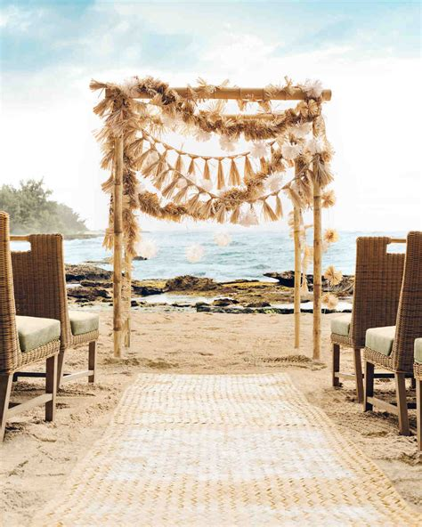 23 beach wedding ideas you can diy to make a splash at