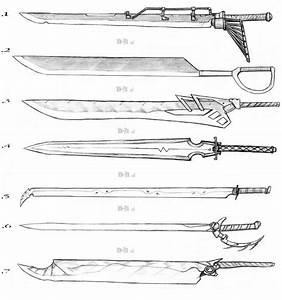 Sword Designs 3 by Iron-Fox.deviantart.com on @deviantART ...