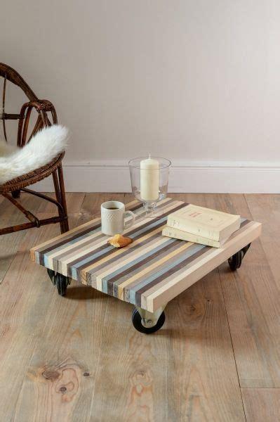 diy fabriquer une table basse avec des planches coll 233 es