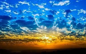 Nature, Landscape, Blue Sky, Scenic, Clouds, Sunset ...