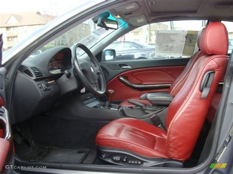 bmw red interior tanin red interior 2000 bmw 3 series 328i coupe photo