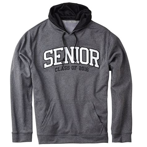 design a sweatshirt performance hoodie jostens senior year