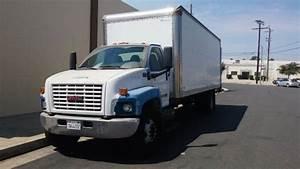 Gmc C6500 Box Trucks For Sale - 9 Listings