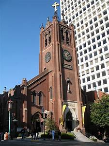 Old St. Mary's Cathedral - Wikipedia