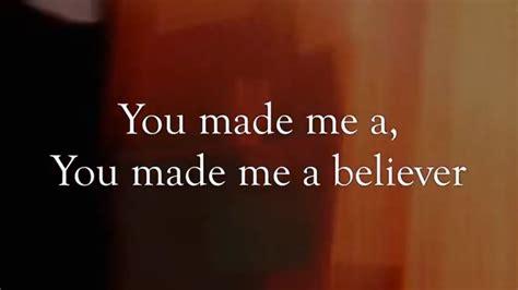 Believer Imagine Dragons Youtube