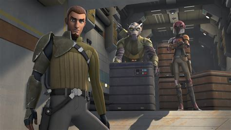 Rebels Season 4 Confirmed As Coming Later This Year