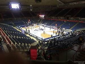 Gampel Pavilion Section 1 Rateyourseats Com