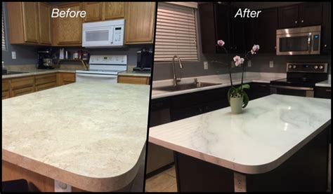 Clear Epoxy Resin Countertop Photos