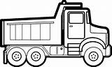 Coloring Pages Truck Monster Dump Garbage Road Train Sheets Wecoloringpage Transport Awesome Printable Cars Tree Boys Collegesportsmatchups sketch template
