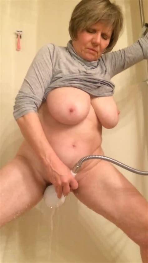 Busty Mature Wife Masturbates To Intense Orgasm February