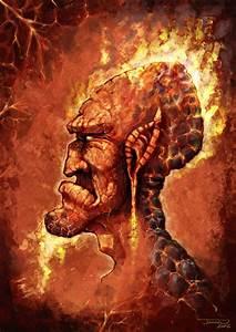 22 Amazing Hades Illustrations - The God of Underworld ...