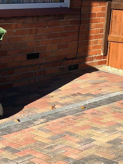 drainage systems summit driveways