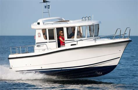 Yachtworld Boat Values pocket trawlers five for value and versatility 171 www