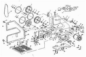 Craftsman 113244510 Parts List And Diagram