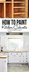 do you have ugly kitchen cabinets that need a makeover With what kind of paint to use on kitchen cabinets for home essentials and beyond candle holders