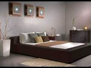 ellendess luxury design chambres adulte tendances youtube With modele deco chambre adulte