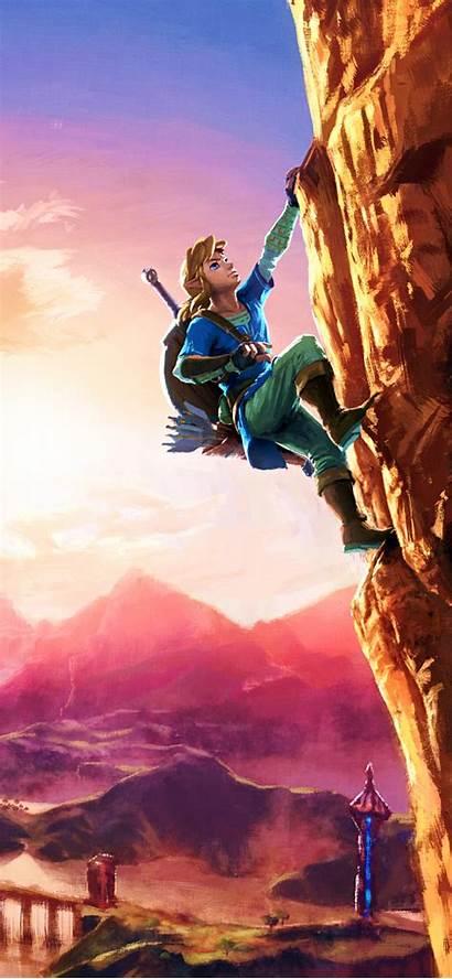 Nintendo Iphone Wallpapers Idownloadblog Zelda Legend Breath