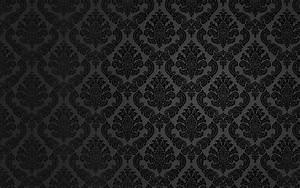 Black Pattern Background