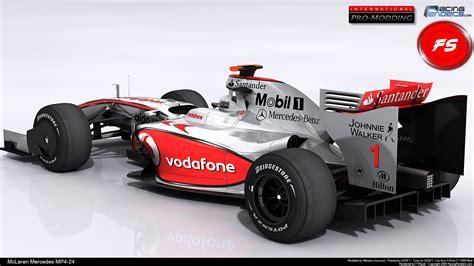 Mclaren F1 2009 by Mercedes Mclaren F1 Race Car Wallpapers Hd Wallpapers
