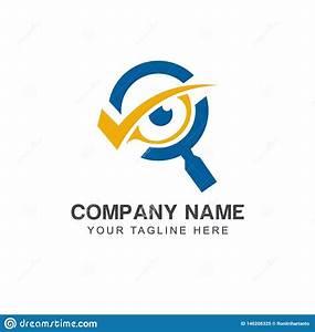 Eagle Eye Search Logo Design Inspiration Stock ...