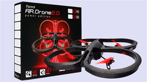 parrot ardrone  power edition coming july
