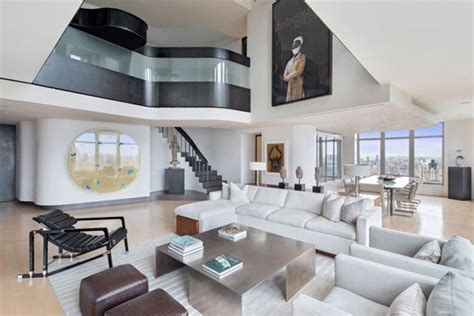 luxurious penthouse in the city of fascination nyc