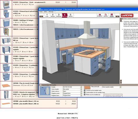 logiciel cuisine 3d davaus logiciel design cuisine gratuit avec des