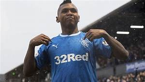 Alfredo Morelos 'refused to go into his shell' after cup ...