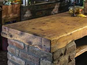 Rustic Kitchen Islands HGTV